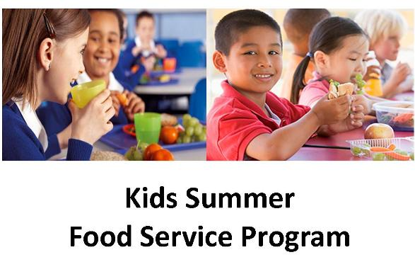 Summer2017 Children's Food Service
